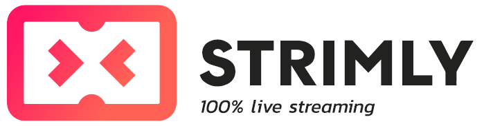 100% Live Streaming !